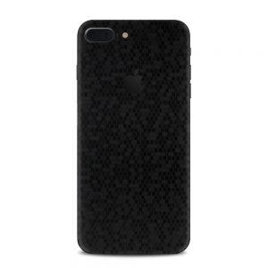 Skin Fibră de Carbon Fagure iPhone 7 Plus / 8 Plus