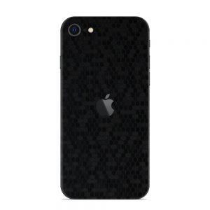 Skin Fibră de Carbon Fagure iPhone SE (2020)