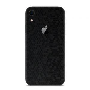Skin Fibră de Carbon Fagure iPhone Xr