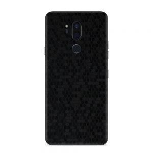Skin Fibră de Carbon Fagure LG G7