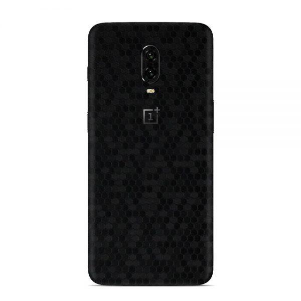 Skin Fibră de Carbon Fagure OnePlus 6T