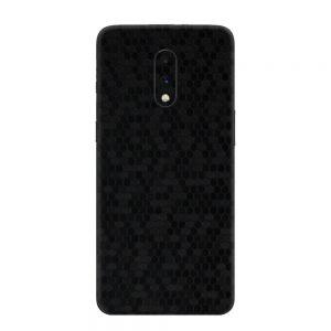 Skin Fibră de Carbon Fagure OnePlus 7