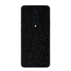 Skin Fibră de Carbon Fagure OnePlus 7T Pro