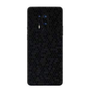 Skin Fibră de Carbon Fagure OnePlus 8 Pro