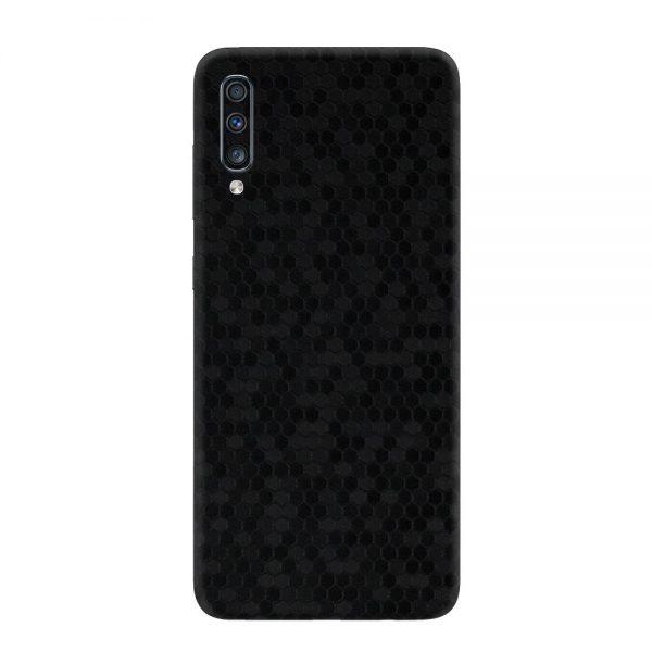 Skin Fibră de Carbon Fagure Samsung Galaxy A70