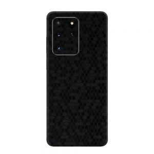Skin Fibră de Carbon Fagure Samsung Galaxy S20 Ultra
