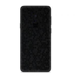 Skin Fibră de Carbon Fagure Samsung Galaxy S9 Plus