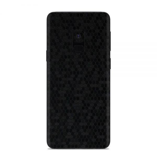 Skin Fibră de Carbon Fagure Samsung Galaxy S9