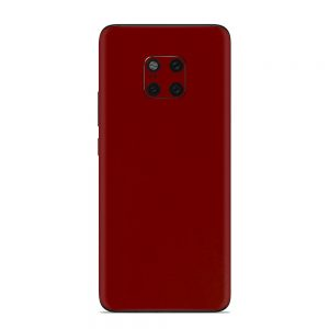Skin Roșu Sângeriu Huawei Mate 20 Pro