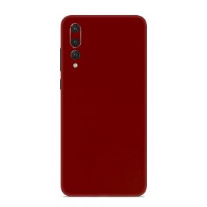 Skin Roșu Sângeriu Huawei P20 Pro