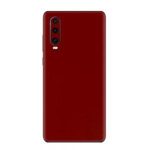 Skin Roșu Sângeriu Huawei P30