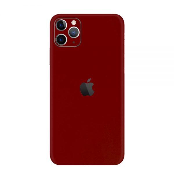 Skin Roșu Sângeriu iPhone 11 Pro / 11 Pro Max