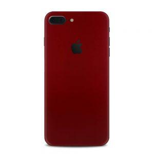 Skin Roșu Sângeriu iPhone 7 Plus / 8 Plus