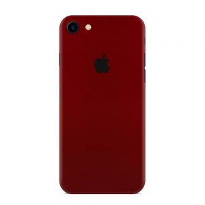 Skin Roșu Sângeriu iPhone 7 / 8