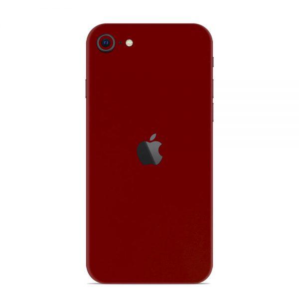 Skin Roșu Sângeriu iPhone SE (2020)