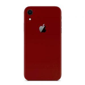 Skin Roșu Sângeriu iPhone Xr