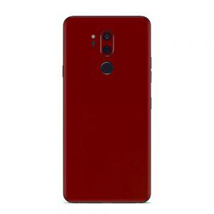Skin Roșu Sângeriu LG G7