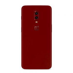 Skin Roșu Sângeriu OnePlus 6T