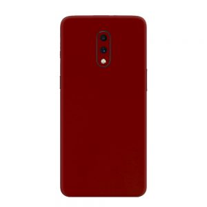 Skin Roșu Sângeriu OnePlus 7