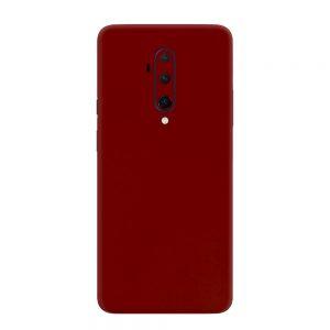 Skin Roșu Sângeriu OnePlus 7T Pro