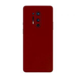 Skin Roșu Sângeriu OnePlus 8 Pro