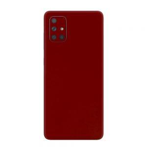 Skin Roșu Sângeriu Samsung Galaxy A71