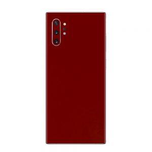 Skin Roșu Sângeriu Samsung Galaxy Note 10 / Note 10 Plus
