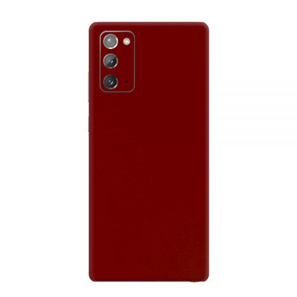 Skin Roșu Sângeriu Samsung Galaxy Note 20