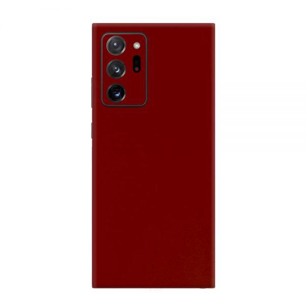 Skin Roșu Sângeriu Samsung Galaxy Note 20 Ultra