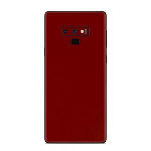 Skin Roșu Sângeriu Samsung Galaxy Note 9