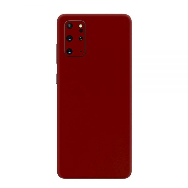 Skin Roșu Sângeriu Samsung Galaxy S20 Plus