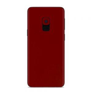 Skin Roșu Sângeriu Samsung Galaxy S9