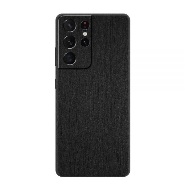 Skin Black Titanium Samsung Galaxy S21 Ultra