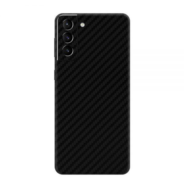 Skin Fibră de Carbon Samsung Galaxy S21 / S21 Plus