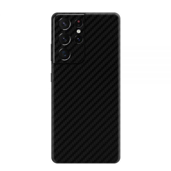 Skin Fibră de Carbon Samsung Galaxy S21 Ultra
