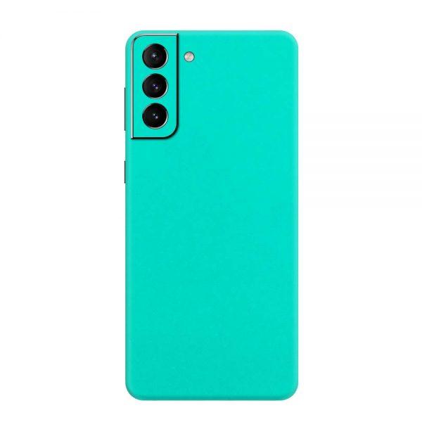 Skin Verde Mentolat Samsung Galaxy S21 / S21 Plus
