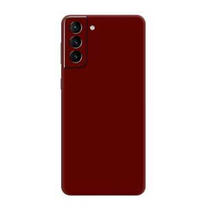 Skin Roșu Sângeriu Samsung Galaxy S21 / S21 Plus