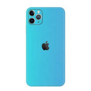 Skin Bleu Perlat iPhone 11 Pro / 11 Pro Max