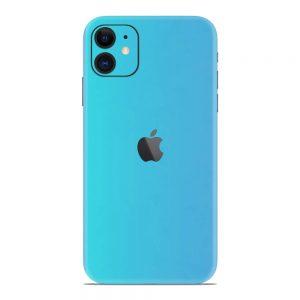 Skin Bleu Perlat iPhone 11