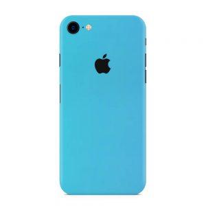 Skin Bleu Perlat iPhone 7 / 8