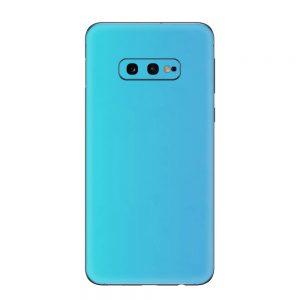 Skin Bleu Perlat Samsung Galaxy S10e