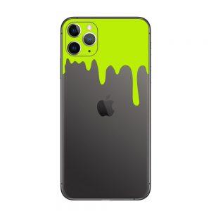 Acid Green Drips Skin iPhone 11 Pro / 11 Pro Max