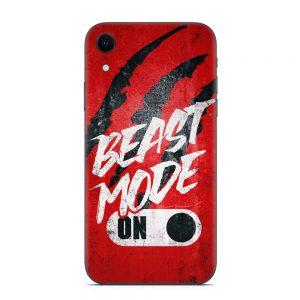 Skin Beast Mode iPhone Xr