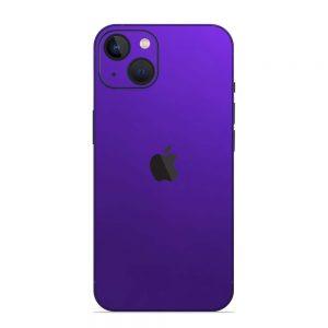 Skin Crom Violet Mat iPhone 13 / 13 Mini