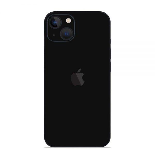 Skin Negru Mat iPhone 13 / 13 Mini
