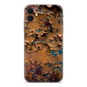 Skin Rugină iPhone 11