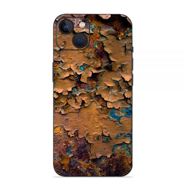 Skin Rugină iPhone 13 / 13 Mini