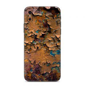 Skin Rugină iPhone X / Xs / Xs Max