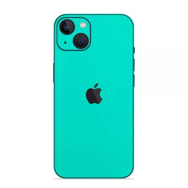 Skin Verde Mentolat iPhone 13 / 13 Mini